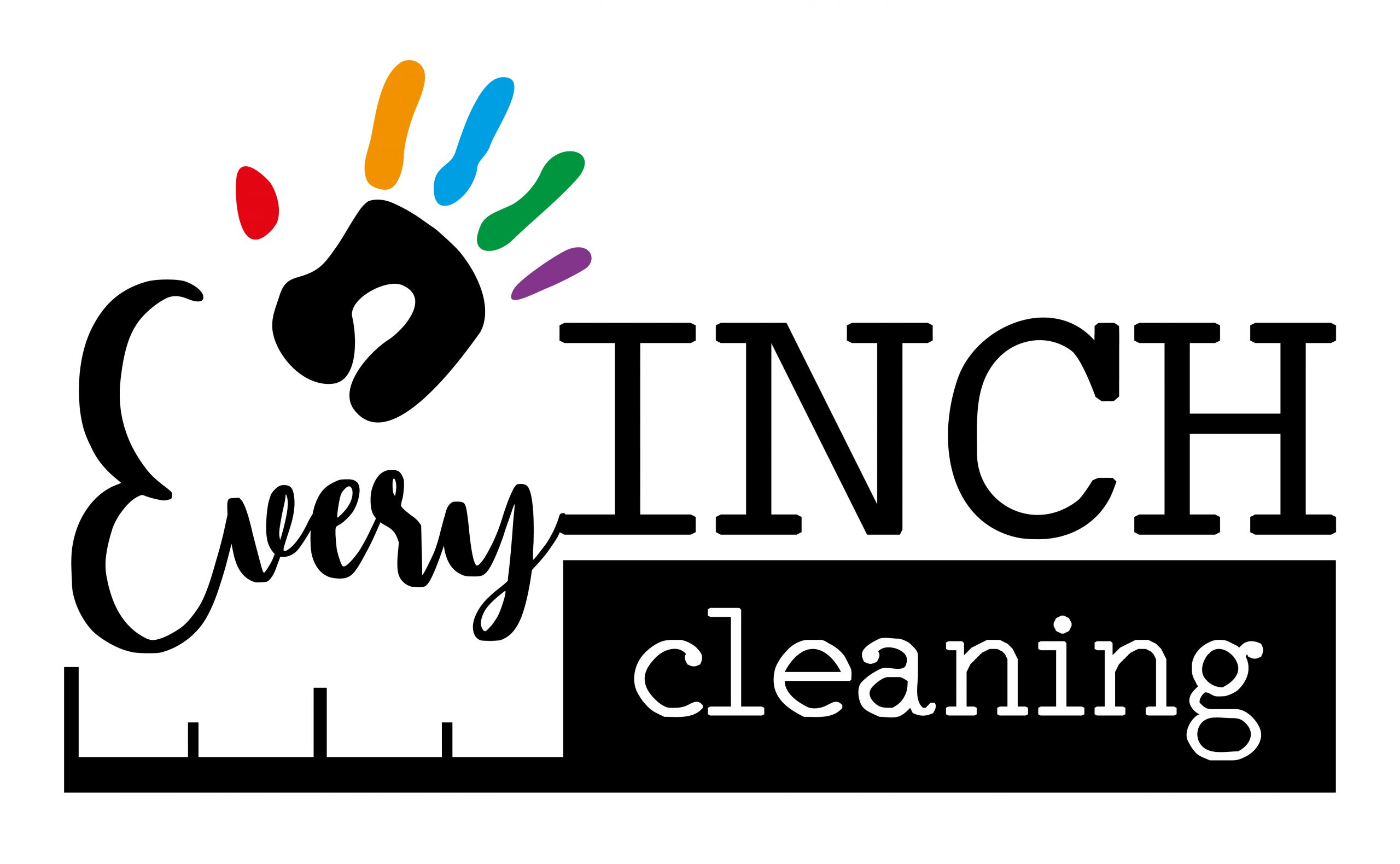 Logo Design - Every Inch Cleaning