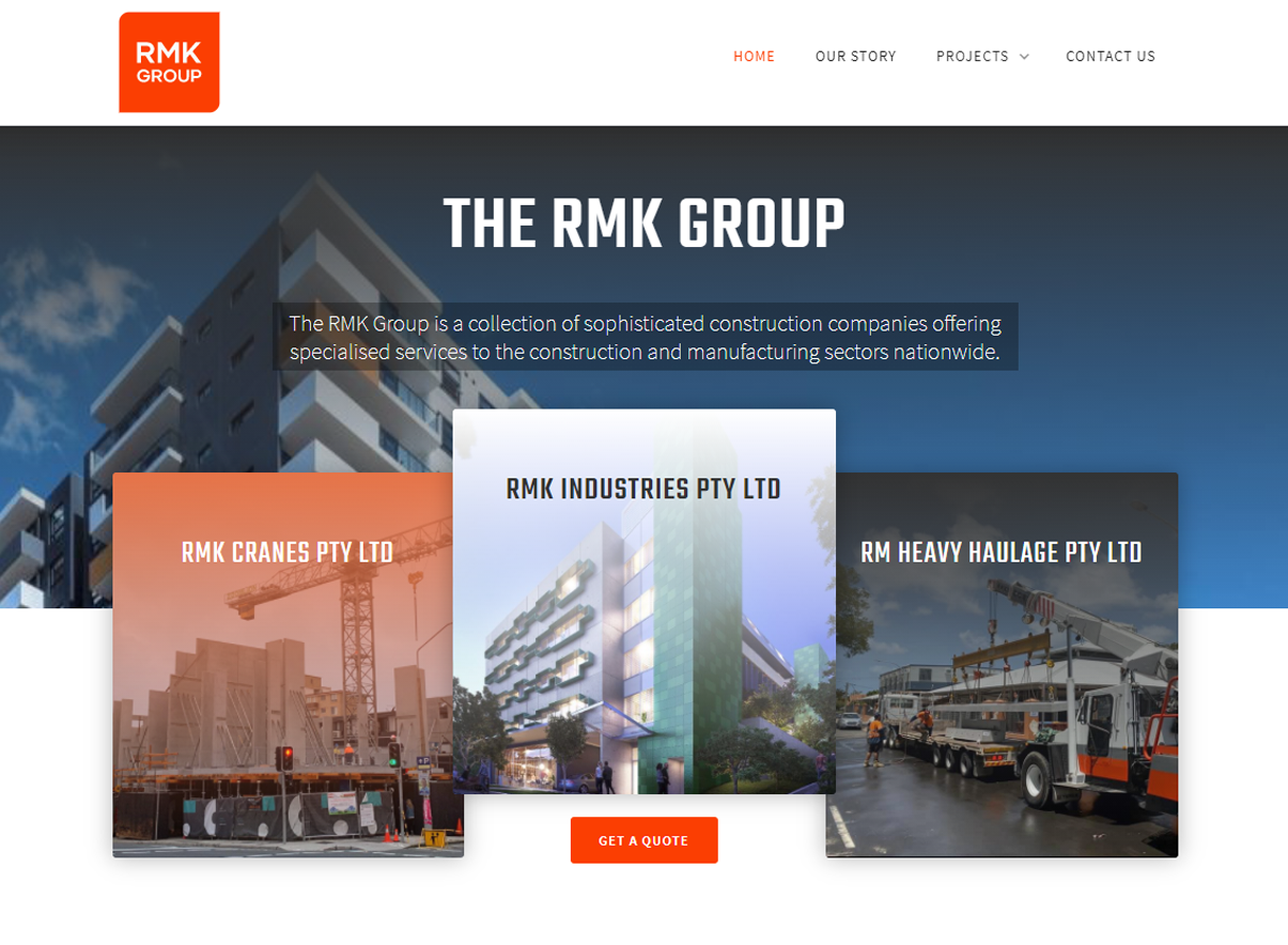 The RMK Group